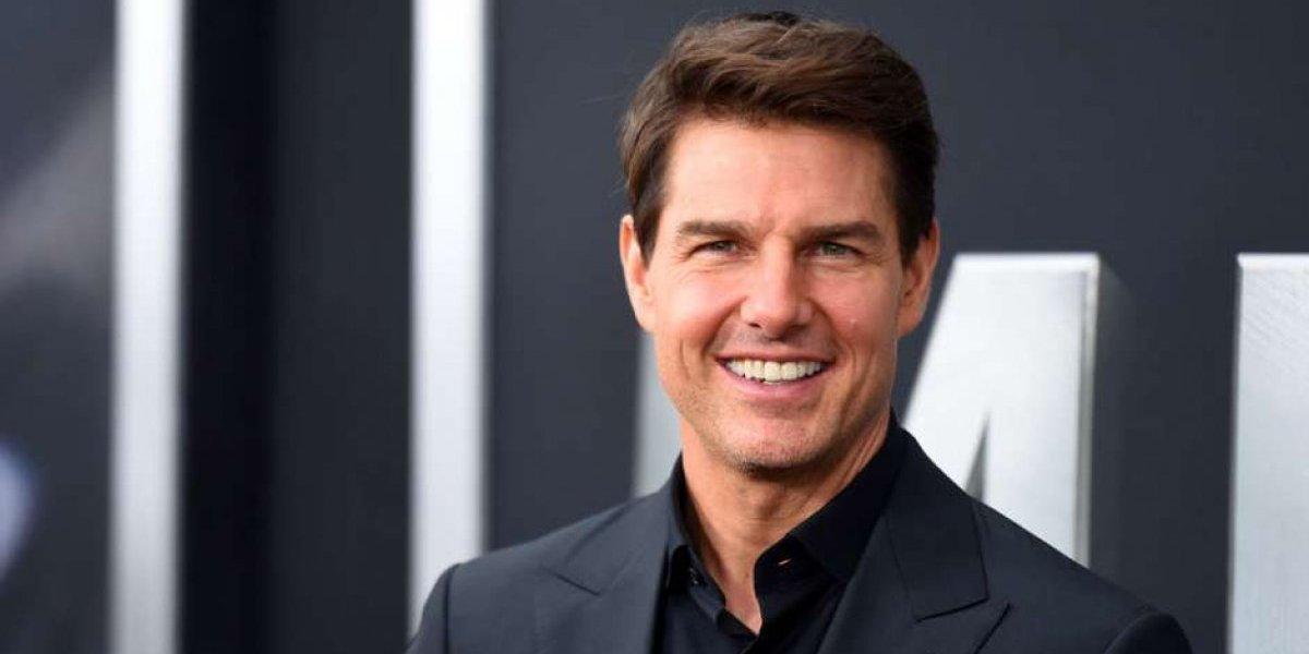 FOTO. Tom Cruise sufre un embarazoso problema con sus pantalones