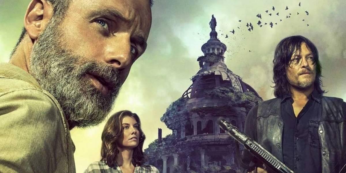 Ya hay tráiler para la novena temporada de The Walking Dead #SDCC