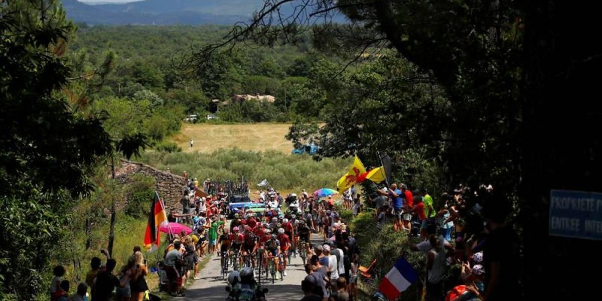 Clasificación de la etapa 14 del Tour de Francia: una fuga gigante y calma en los favoritos