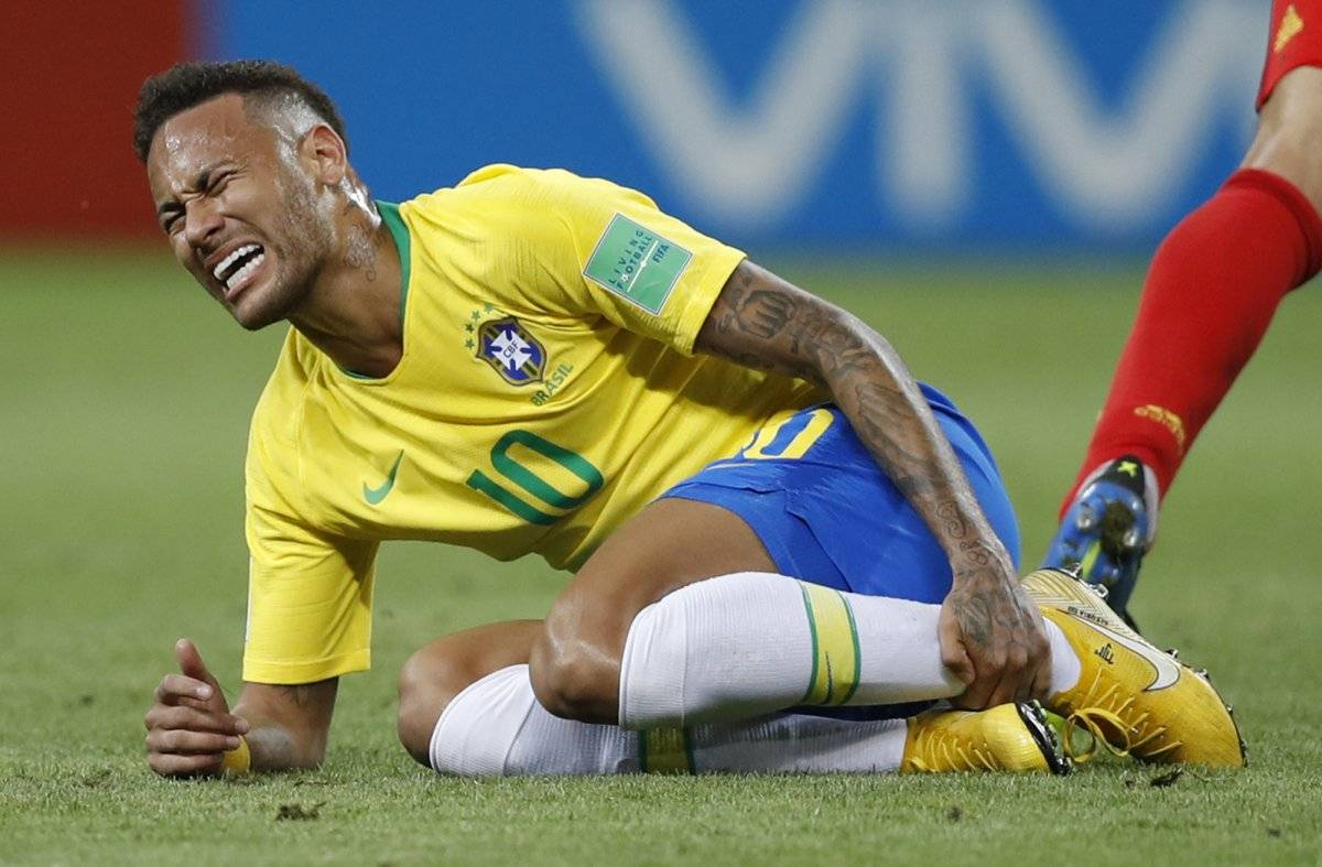 Neymar AP