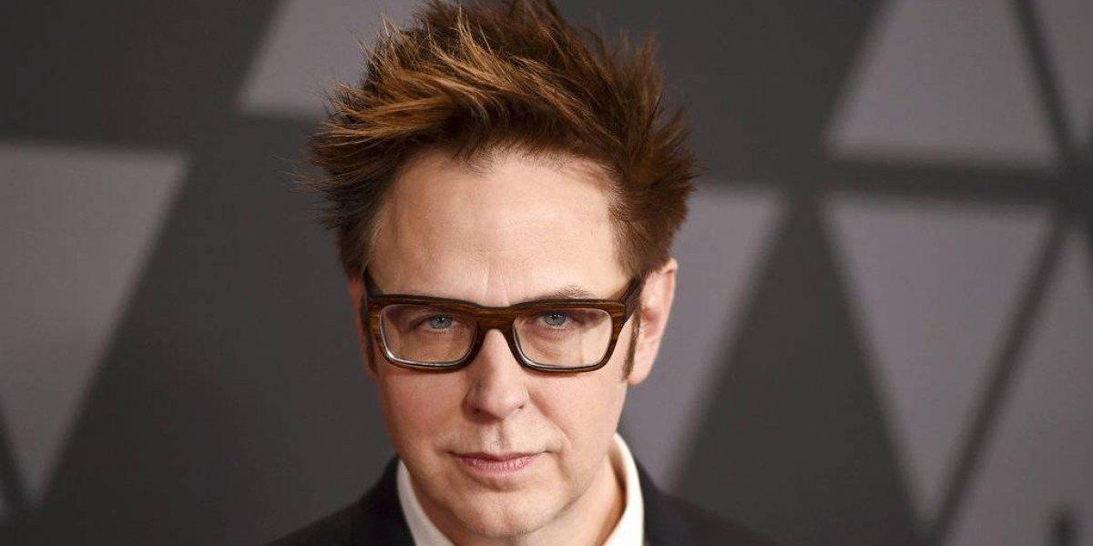 Revelan fotos de James Gunn en fiesta con temática de pedofilia