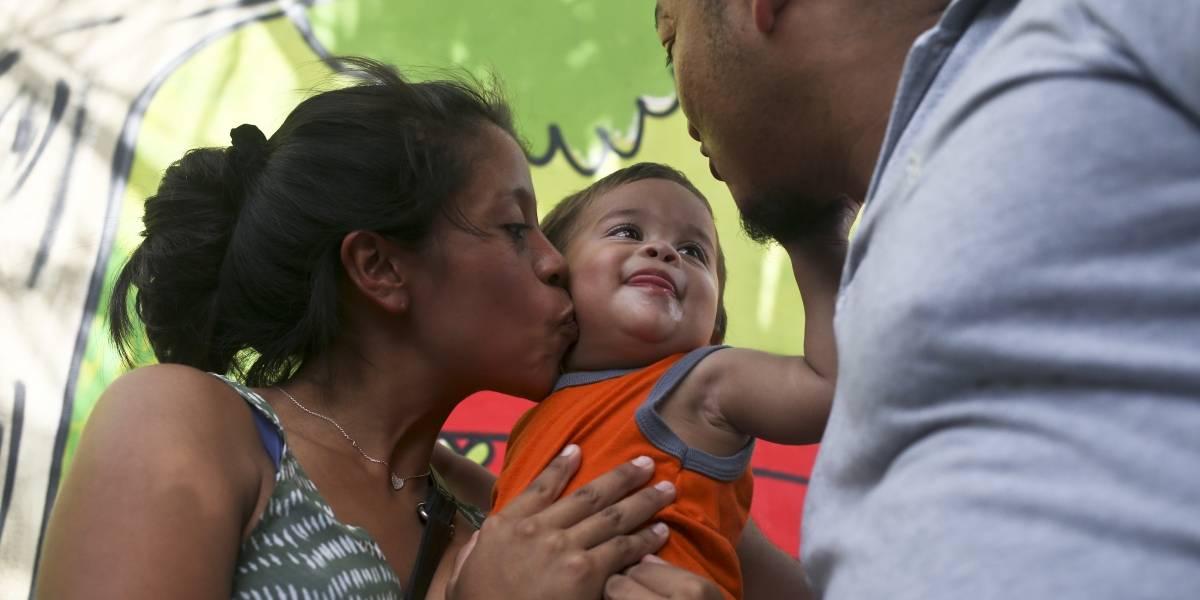 Deportan a bebé hondureño que compareció solo en corte de EU
