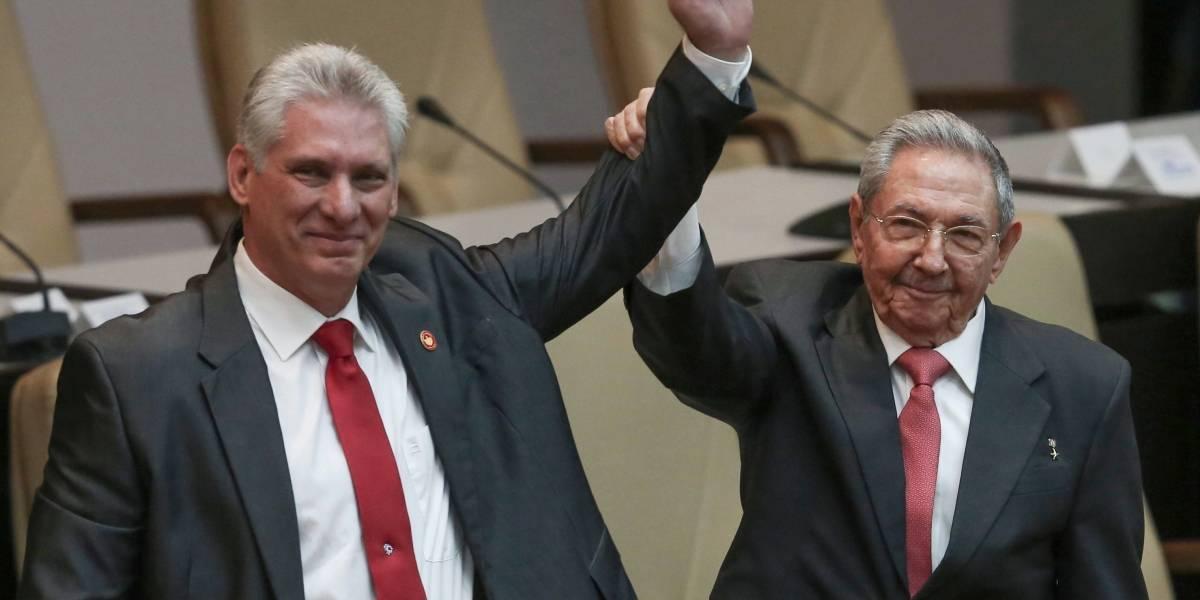 Cuba abandona la palabra