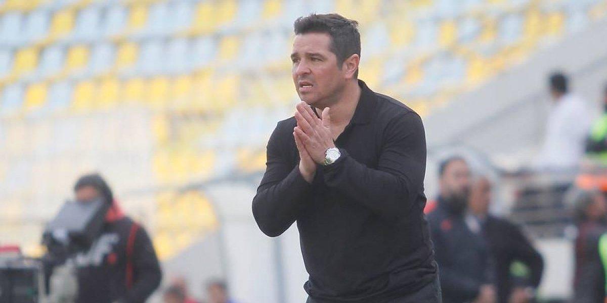 """Tito Tapia se olvida de las figuras en Colo Colo: """"El trabajo en equipo nos deja los tres puntos"""""""