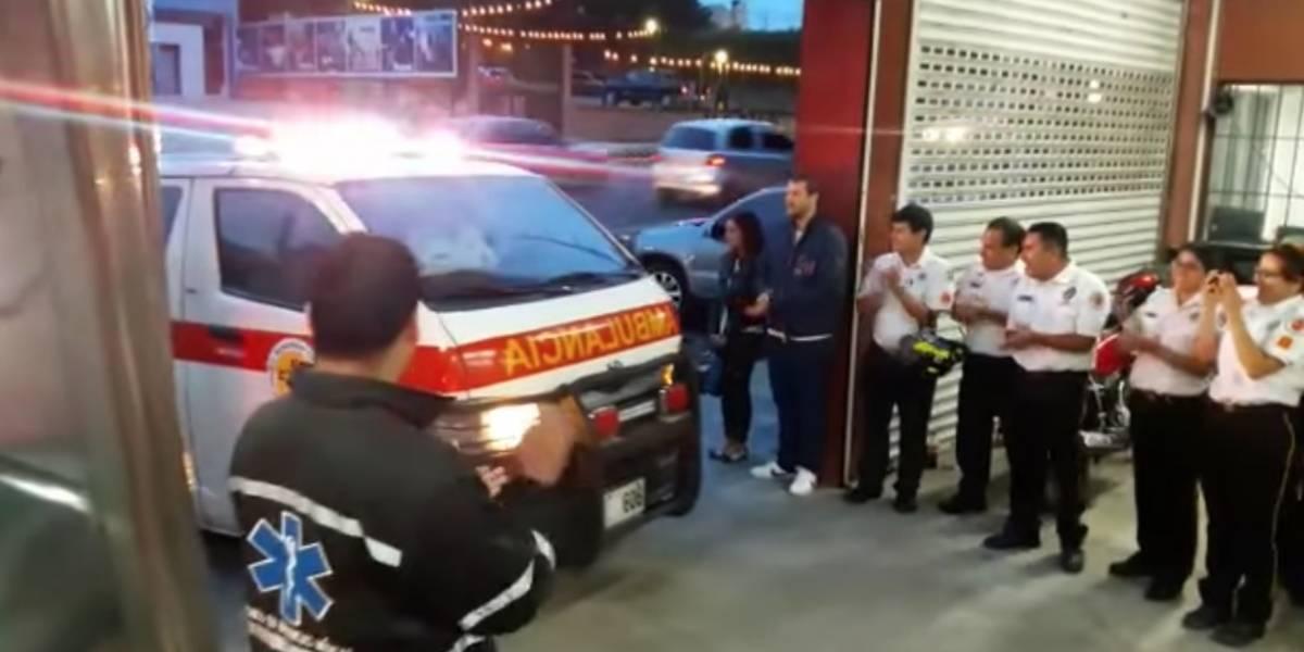 VIDEO. Toyota repara ambulancia que tenía más de dos años sin servicio