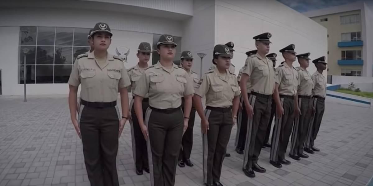 Se habilitará sistema de postulación para proceso de selección a aspirantes de la Policía Nacional
