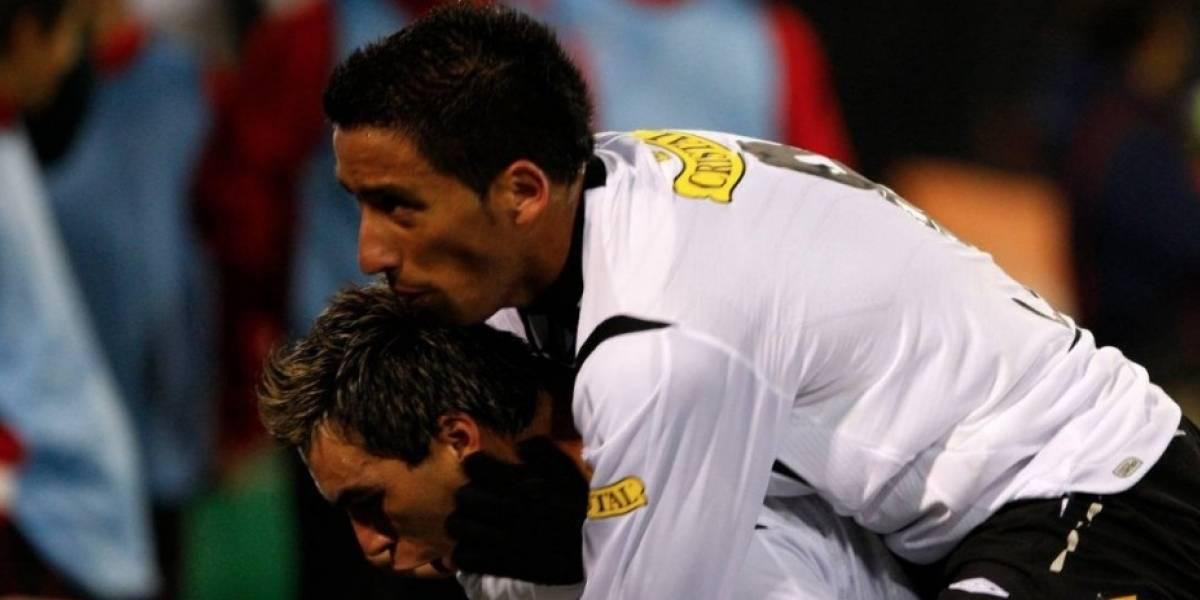 Como hace nueve años: Barrios y Paredes volvieron a anotar por Colo Colo