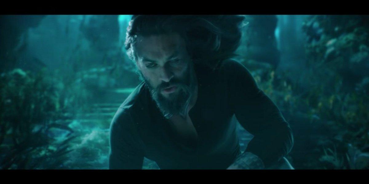"""DC no se detiene: mira el trailer de """"Aquaman"""""""