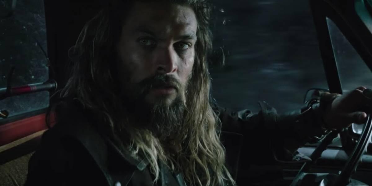 Aquaman tem primeiro trailer divulgado