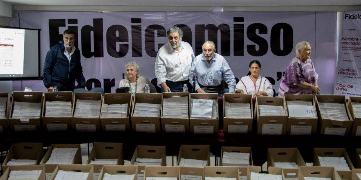 Comité del fideicomiso deslinda a Morena del manejo de recursos