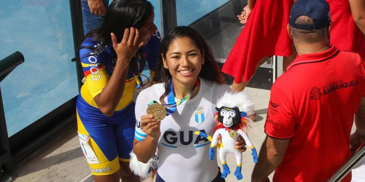 Guatemala gana por primera vez medalla de oro en patinaje en unos Centroamericanos y del Caribe