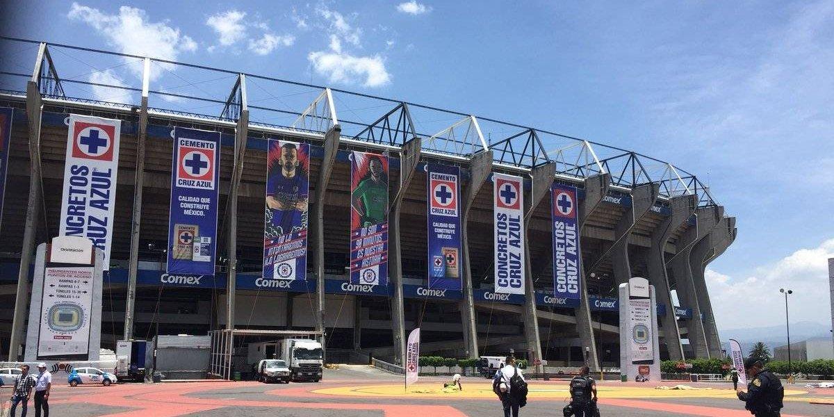 El Estadio Azteca no ha recibido ningún gol en Liga MX
