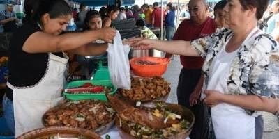 Feria del Chicharrón.