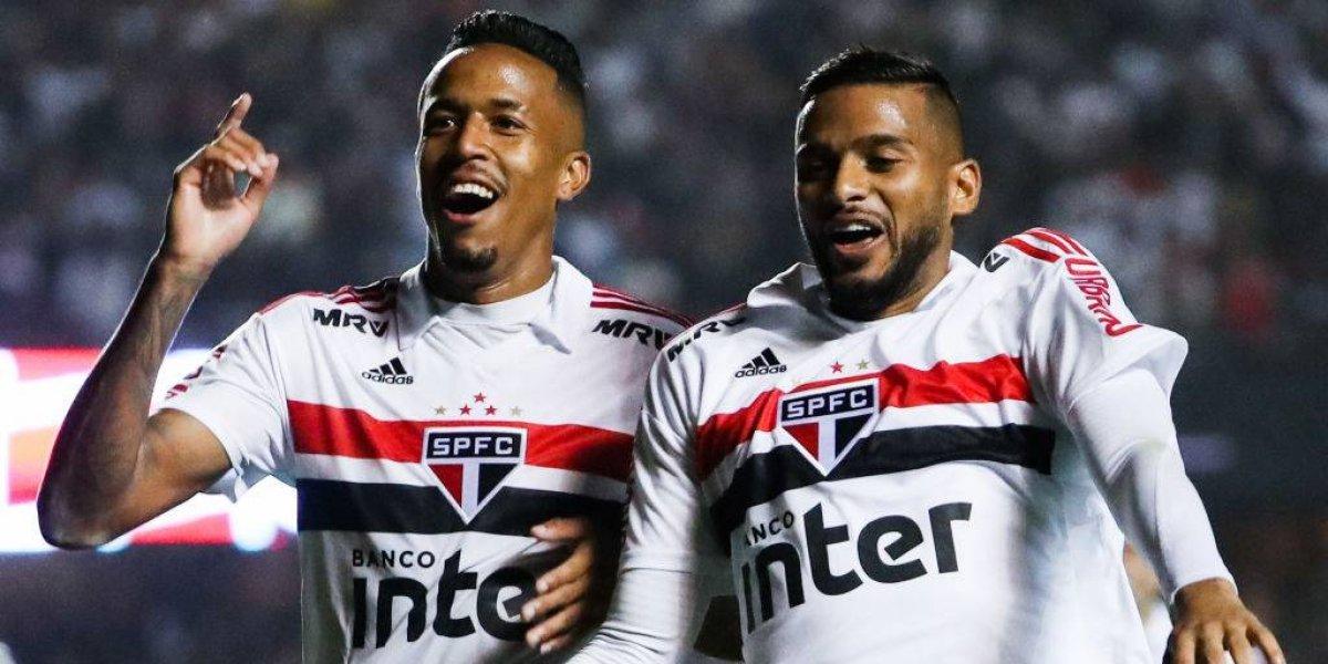 Atención Colo Colo: Corinthians sufrió una dura goleada ante Sao Paulo en el Brasileirao