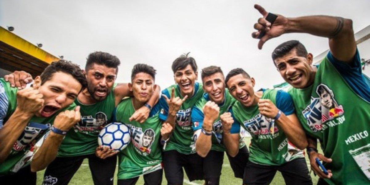 México se proclama campeón en el Mundial de Neymar Jrs Five