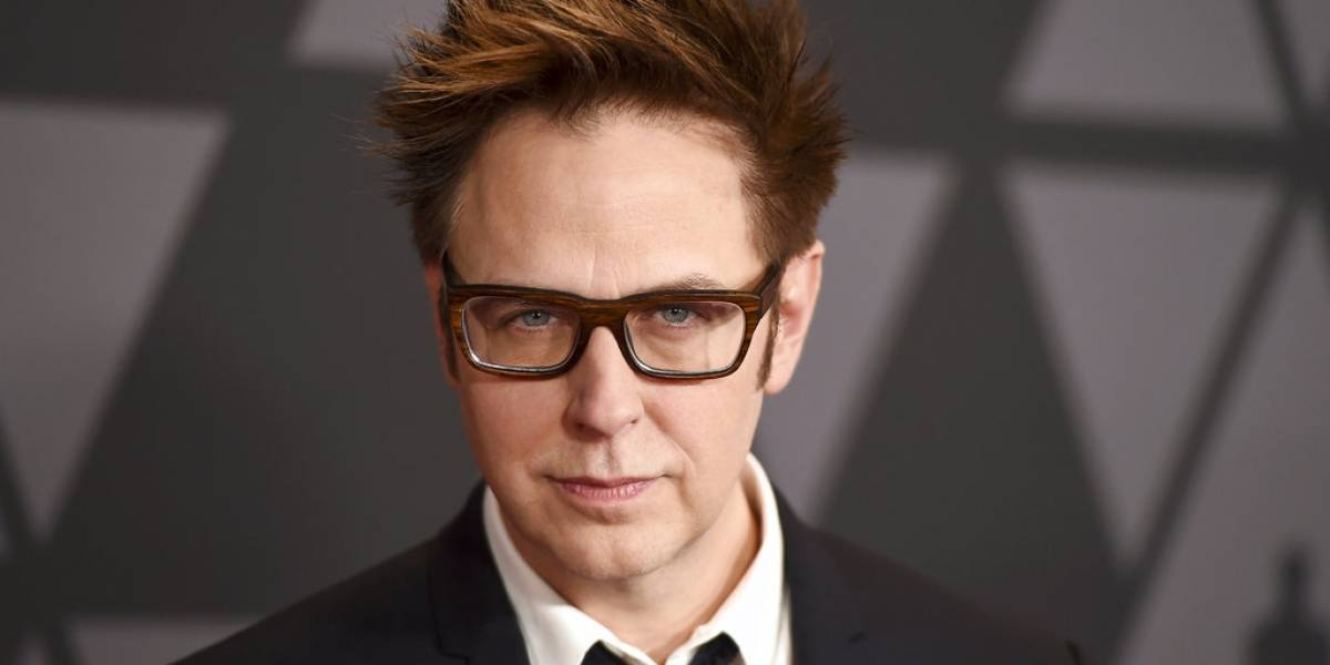 Despiden James Gunn director de Guardianes de la Galaxia por viejos tuits