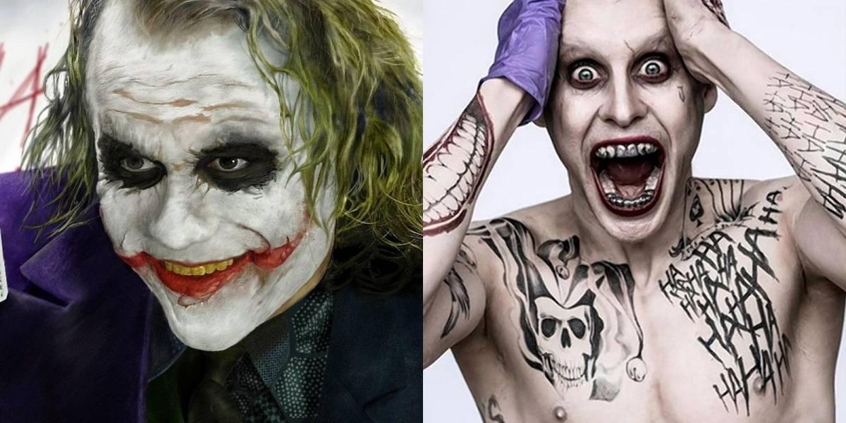 Los últimos actores que interpretaron al perturbador Joker