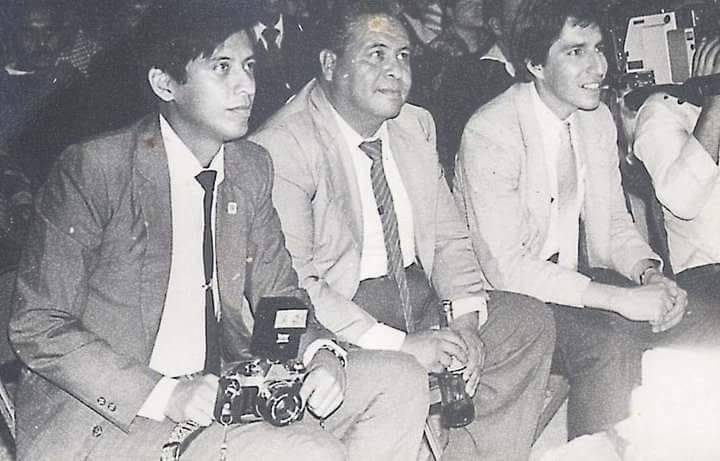 Héctor Ramírez, el Reportero X. Foto: Archivo Héctor Ramírez hijo