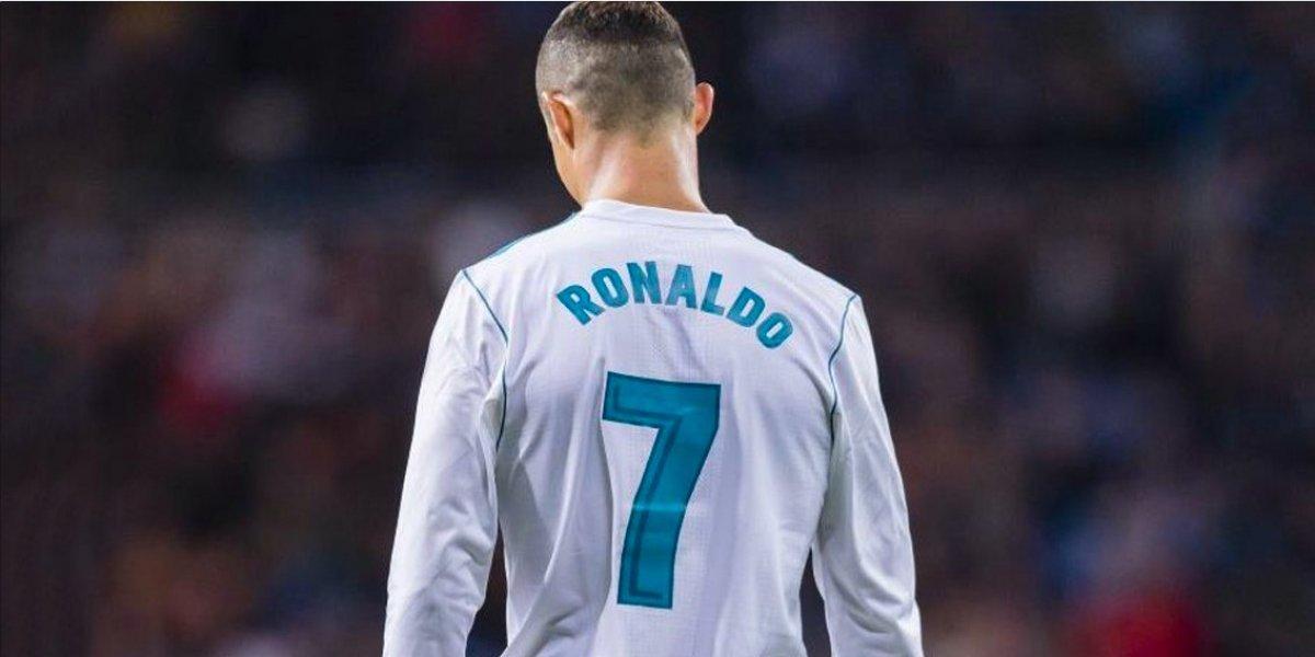 """¿El Real Madrid ya tiene heredero para el """"7"""" de Cristiano Ronaldo?"""