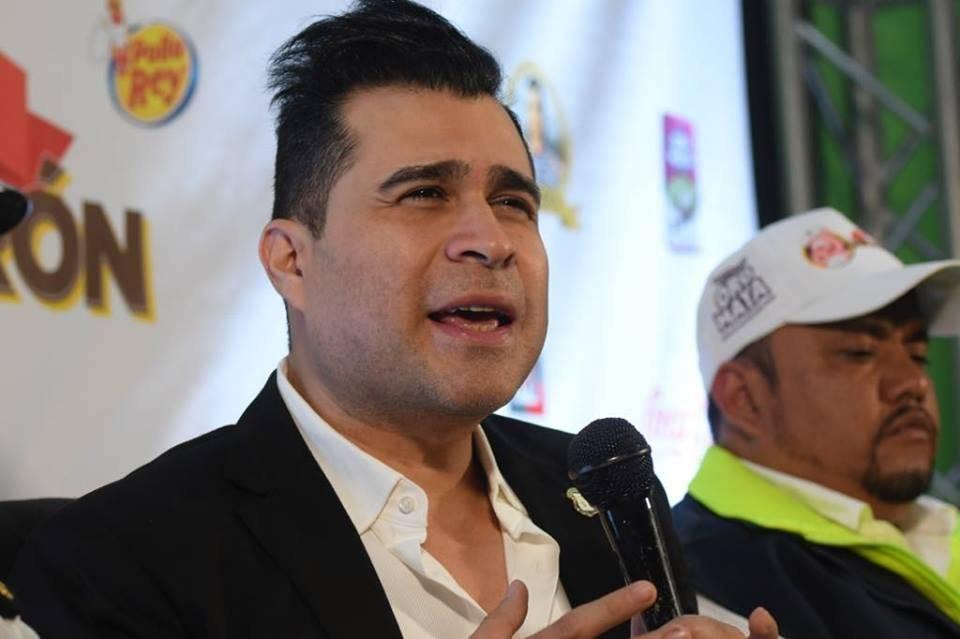 Alcalde de Mixco, Neto Bran. Foto: Omar Solís