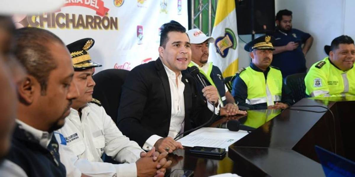¿Neto Bran buscará la reelección como alcalde de Mixco?