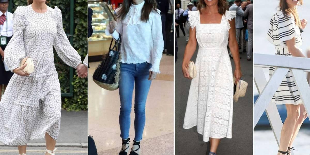 Alpargatas para el verano, ¡el look favorito de Pippa Middleton!