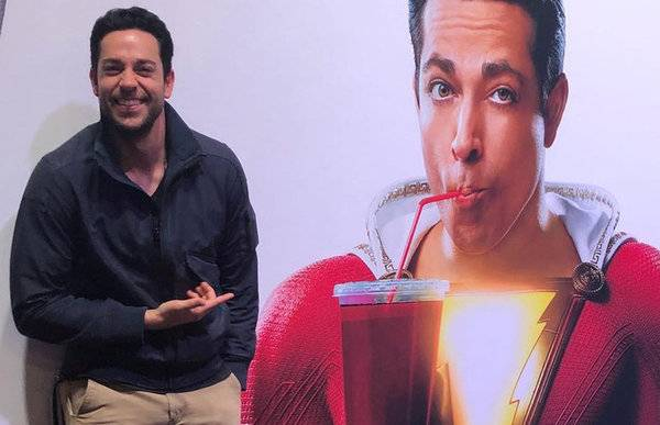 NOTICIA Primer Trailer de Shazam!