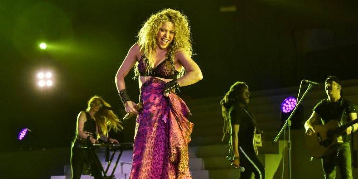 """Crueles críticas a Shakira por una foto que publicó, hasta le dicen """"sucia"""""""