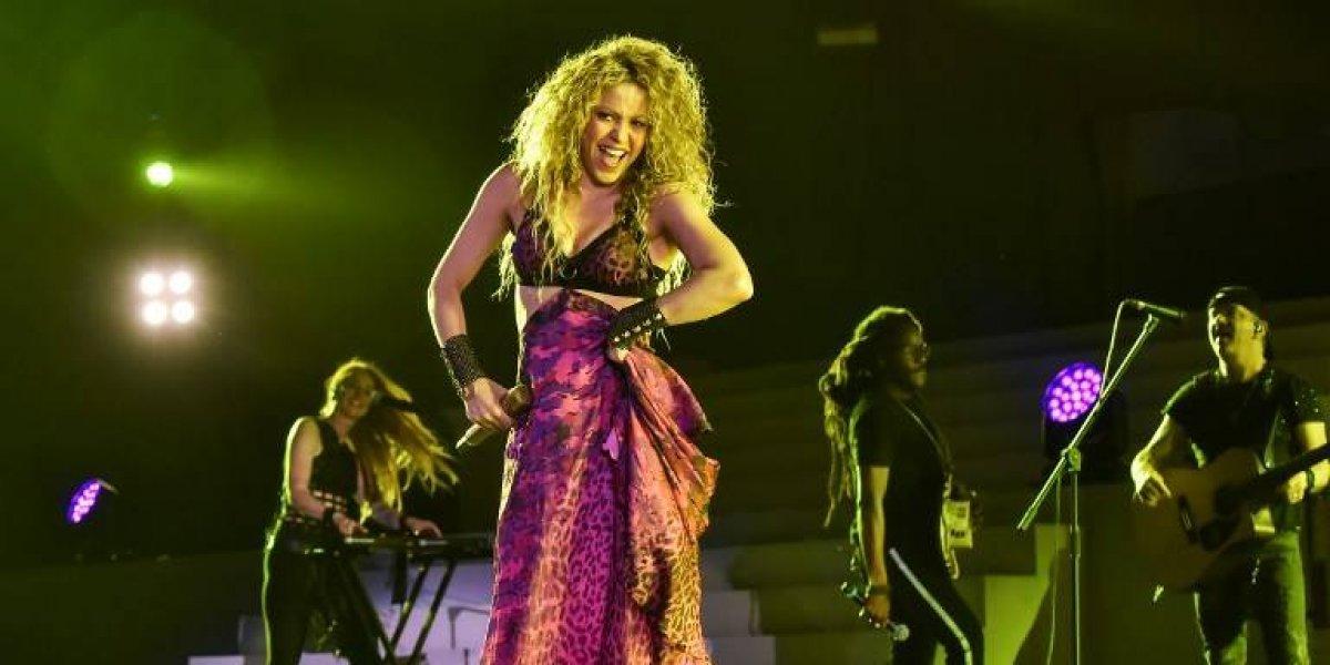 Shakira se lleva un susto y tuvo un aterrizaje de emergencia en Barranquilla