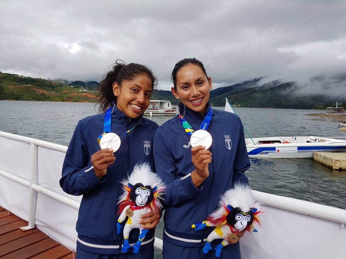 López y Zuñiga también ganaron medallas