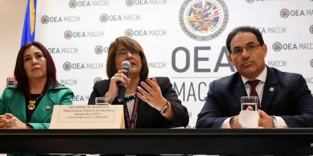 Detienen en Honduras a dos políticos acusados de corrupción