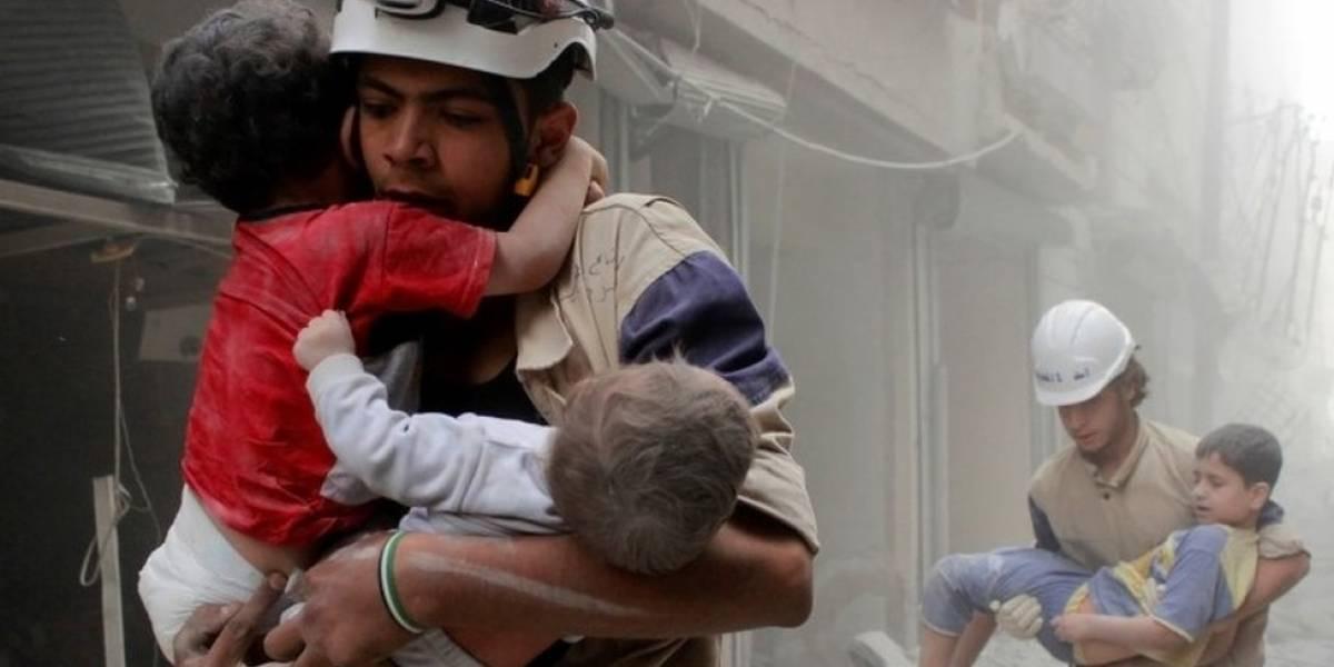 Conflicto en Siria: Israel evacúa a cientos de voluntarios de los Cascos Blancos