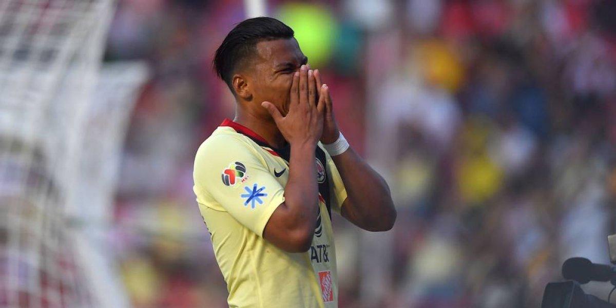 Triste debut del América en el Apertura 2018