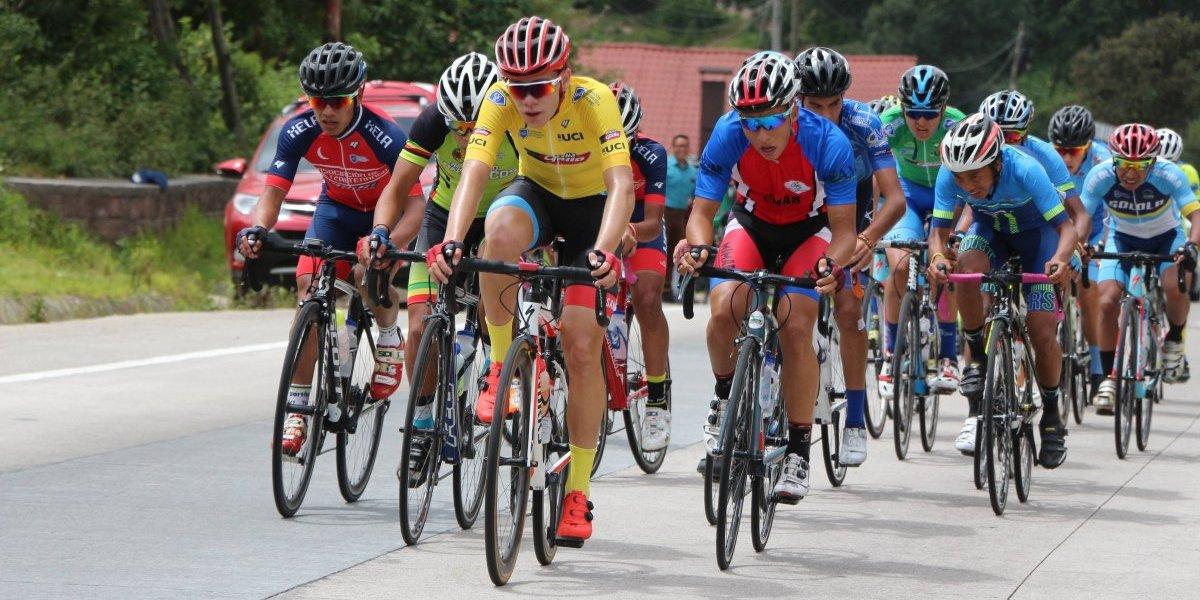 Murillo se consagra como campeón de la Vuelta del Porvenir