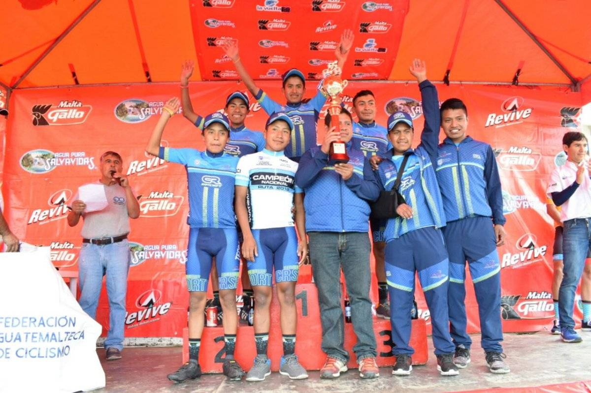 El equipo de Chimaltenango fue el mejor nacional