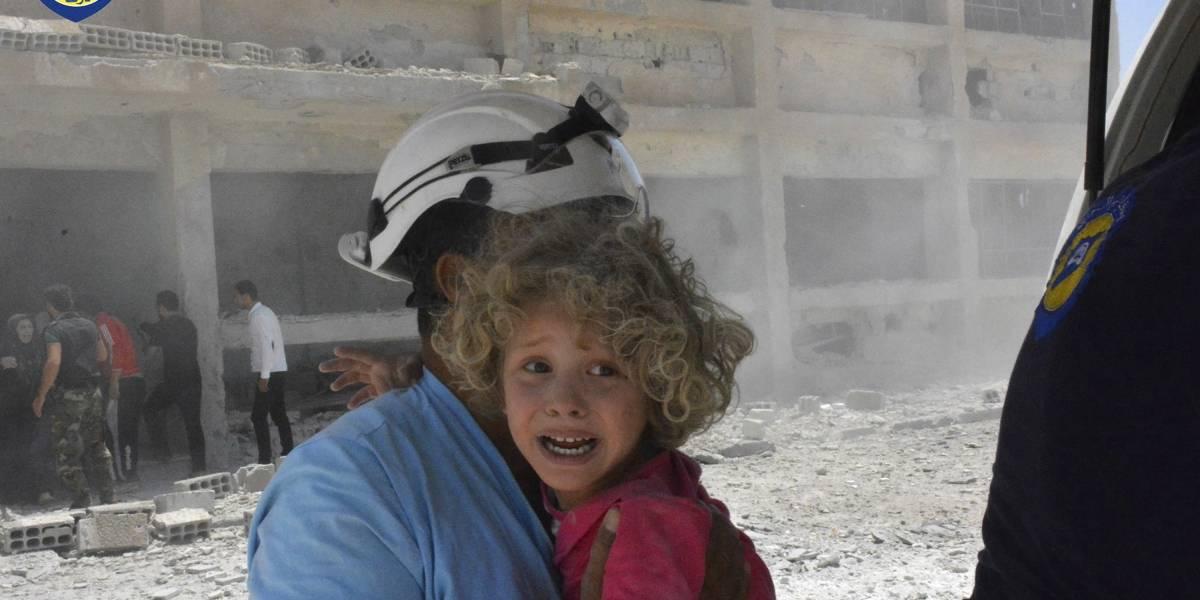 Su primera intervención en la guerra Siria: Israel evacúa 800 voluntarios sirios varados en la frontera