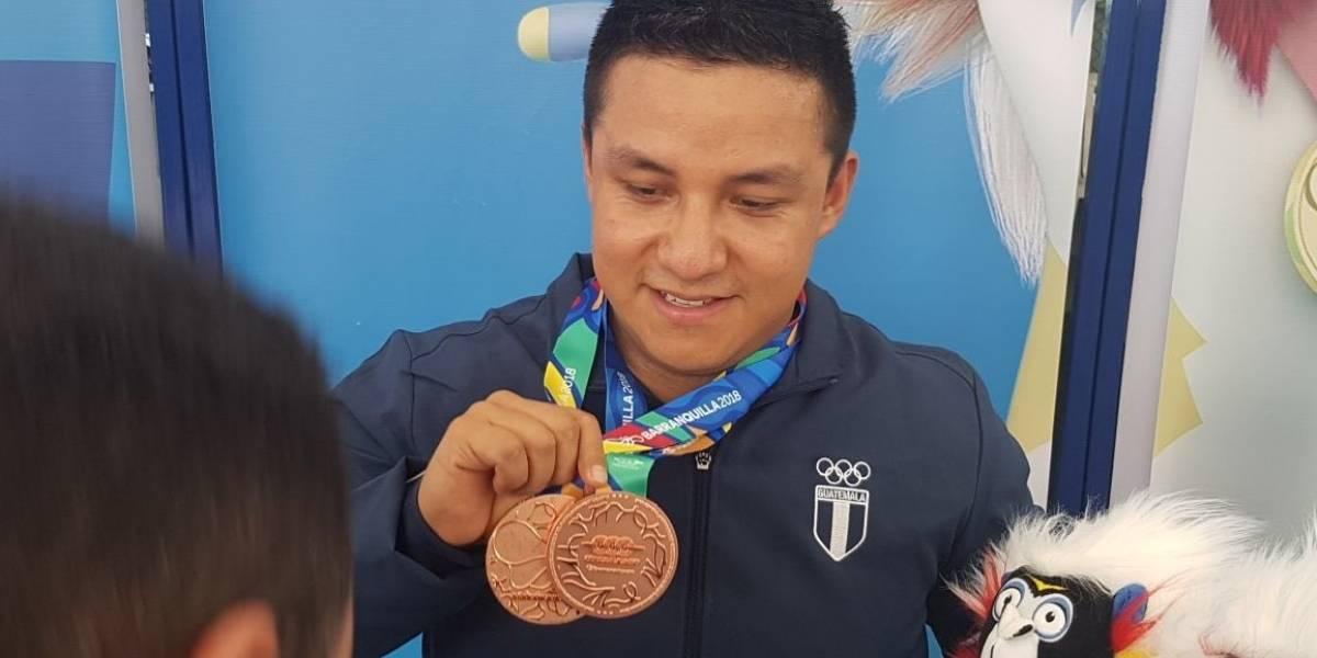 Los atletas de Guatemala suman otras cinco medallas en Barranquilla 2018 este domingo