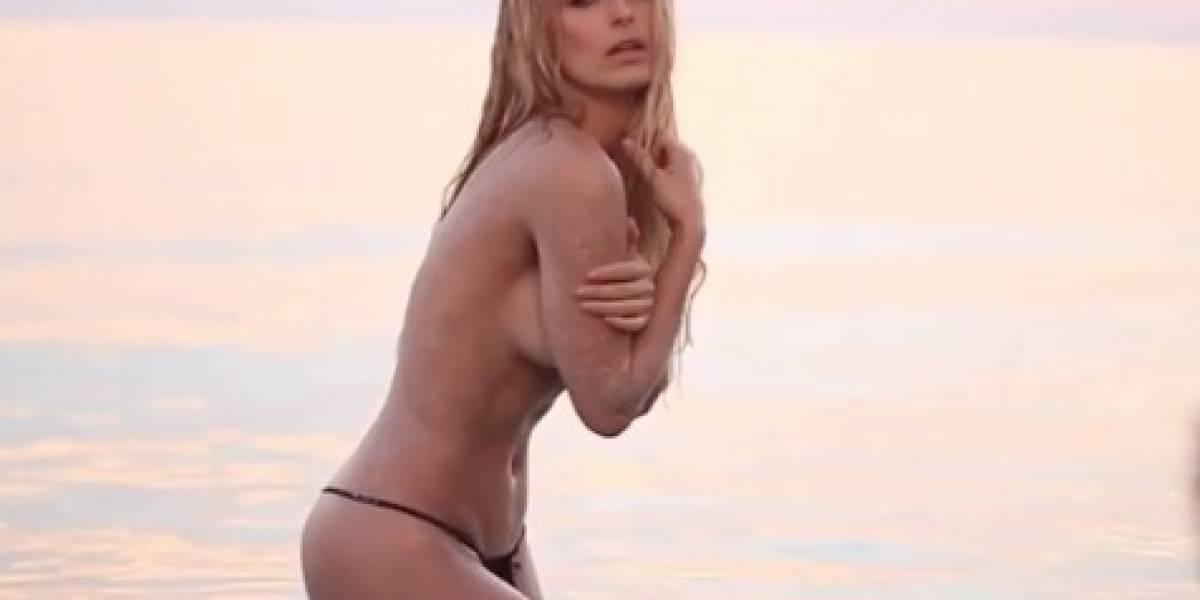 VIDEO. Cristina Hurtado luce sexy en candentes fotografías
