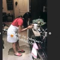 El sexy chef que le habría robado el corazón a Mia Khalifa