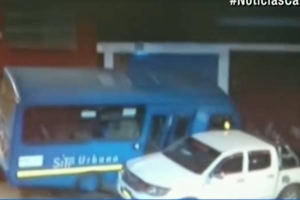 Accidente de bus del Sitp cobró la vida de dos personas en Bogotá