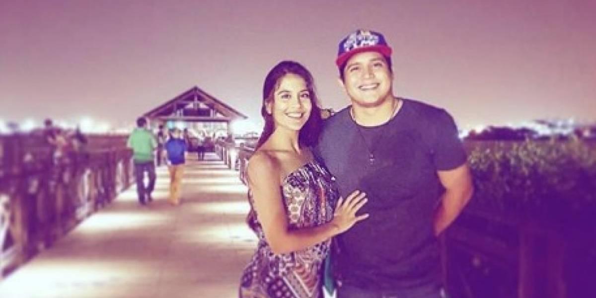 Joselyn Acosta, novia de Pepe Tola, le envía un emotivo mensaje en redes