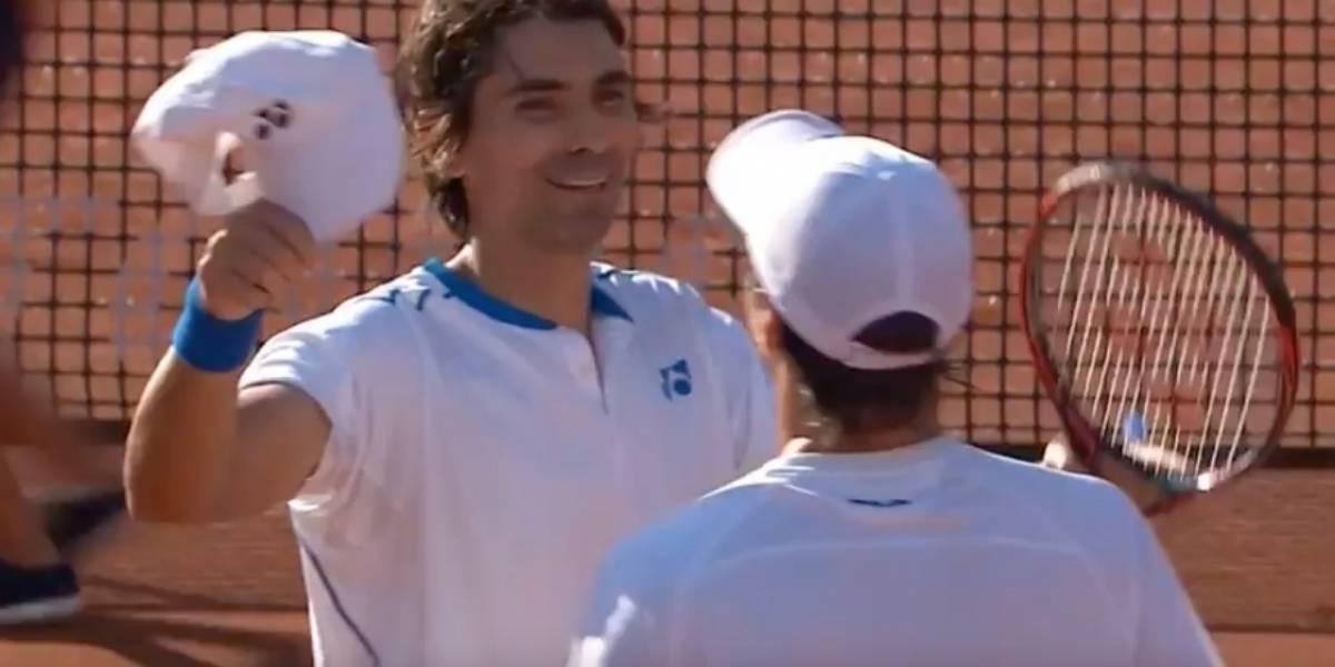 Espectacular: Julio Peralta conquistó el quinto título ATP de su carrera en dobles
