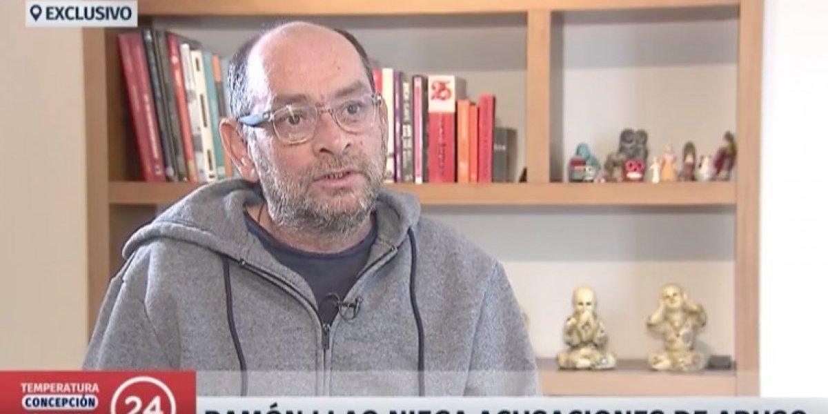 """""""Le estoy poniendo el pecho a las balas"""" : Ramón Llao niega de manera radical acusaciones de abuso sexual a menor"""