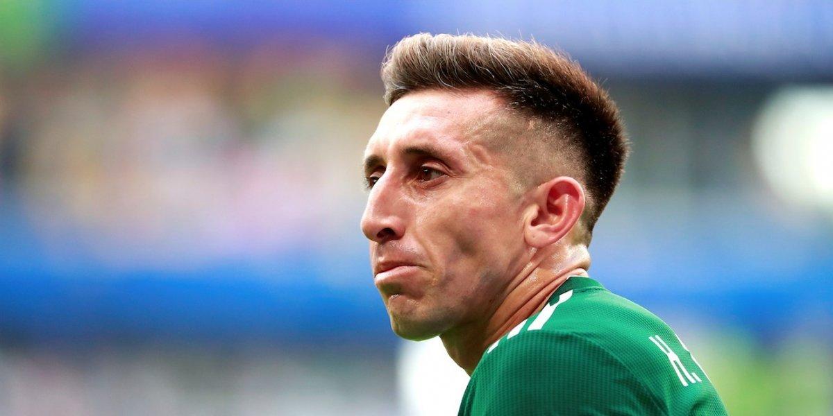 ¡Cambio extremo! Jugador mexicano se hizo cirugía de cara después del Mundial