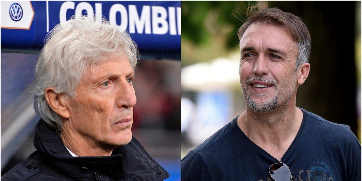 El consejo de Gabriel Batistuta a Pékerman, que le da ilusión a la Selección Colombia