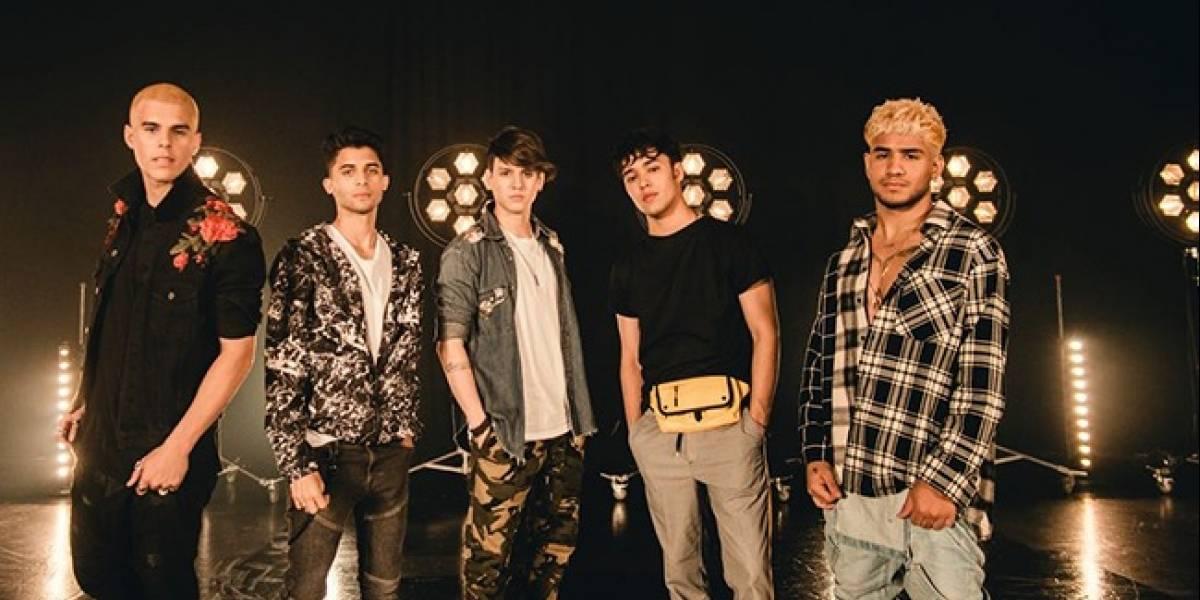 Música: CNCO estrena el video de 'Se vuelve loca'
