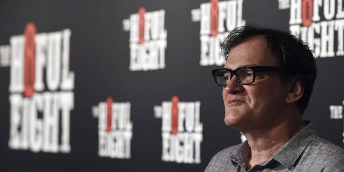 Tarantino adelanta el estreno de 'Once Upon a Time in Hollywood'
