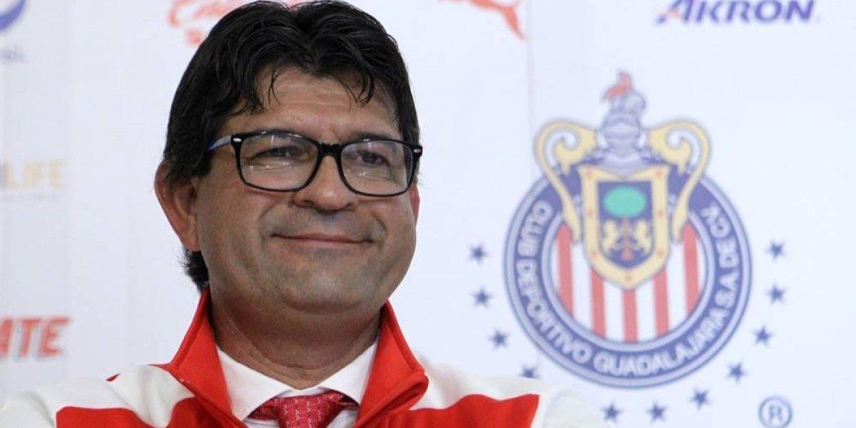 José Cardozo afirma que hay tiempo para corregir en Chivas