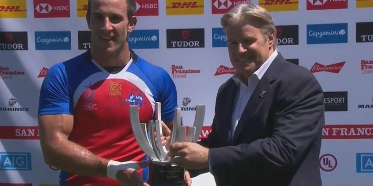 Espectacular: Los Cóndores se lucen ganando el Bowl del Mundial de rugby seven