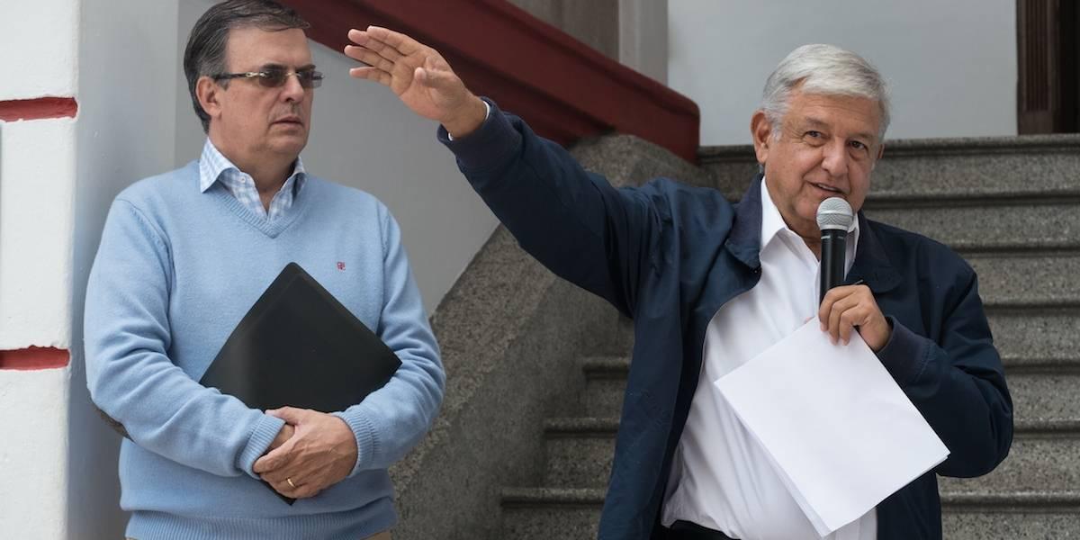 Propone López Obrador a Trump plan para frenar migración ilegal a EU